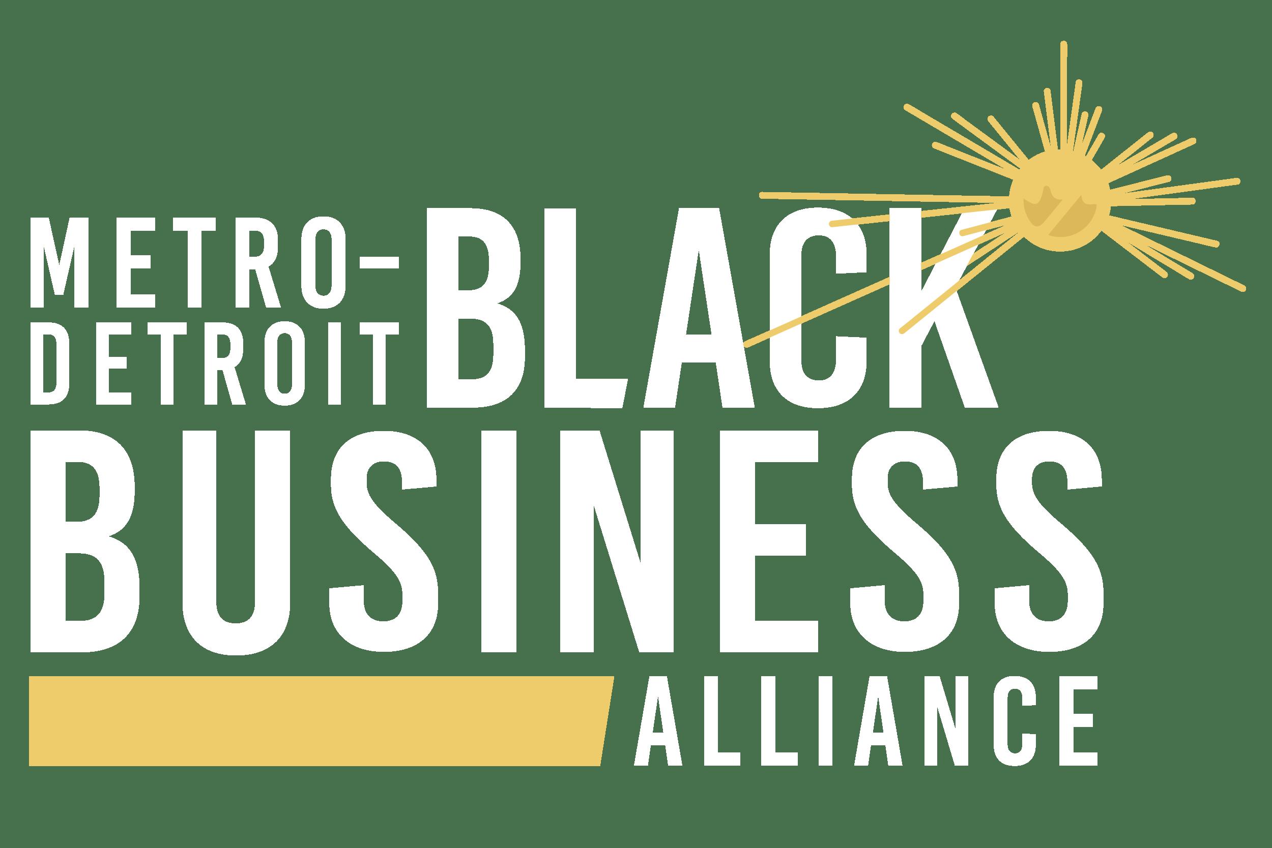 Metro-Detroit Black Business Alliance